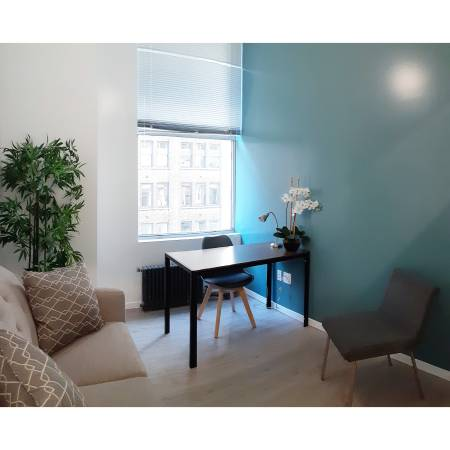 Fully Furnished Windowed Office Available! Perfect for Therapist!
