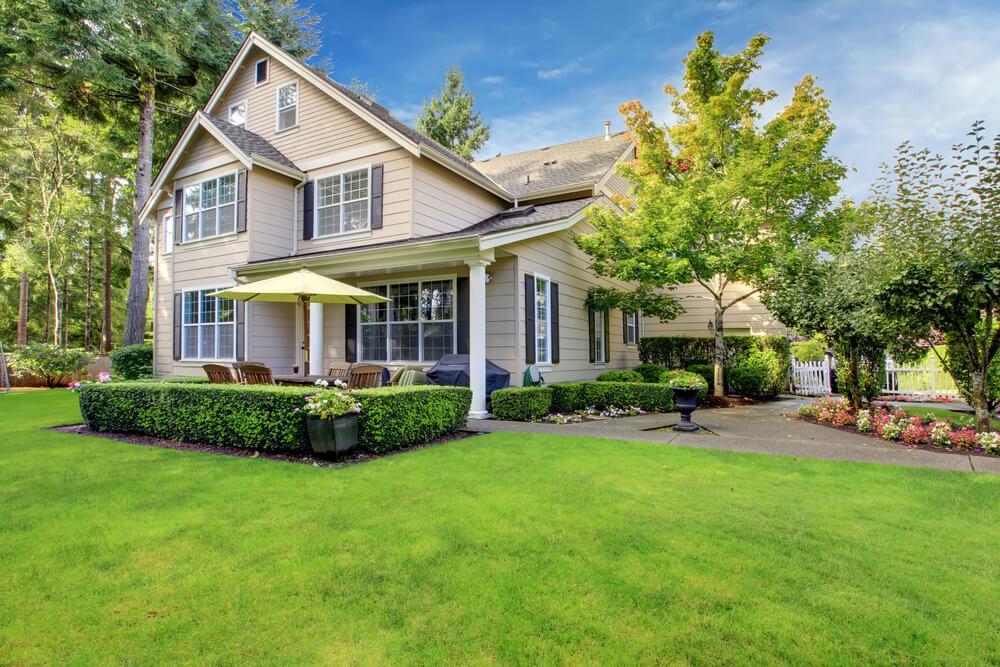 недорогой дом в США