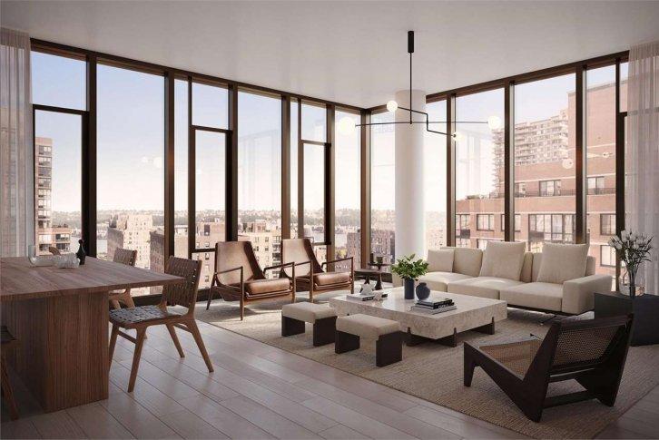 квартира на Манхеттене