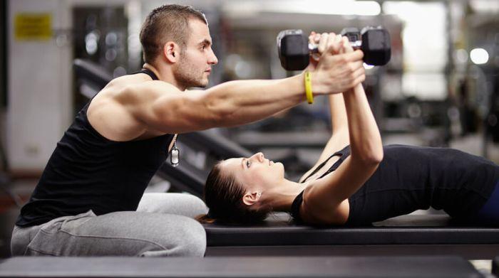 Работа фитнес-тренером, Нью-Йорк