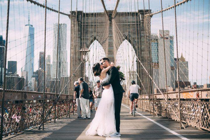 Организация свадьбы в Америке