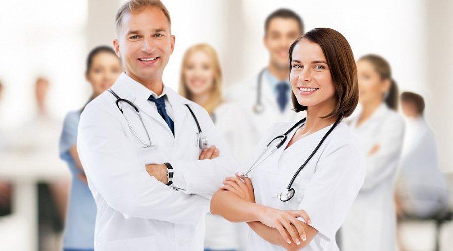 Работа в медицине, Нью-Йорк