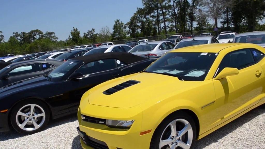 Покупка авто в США
