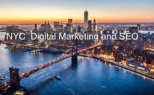 I can make your business grow fast  with SEO and Digital Marketing