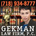 rusrek.com: Gekman - 718 934-8777\n1197-104