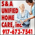 rusrek.com: S&A UNIFIED HOME CARE (917) 673-7541